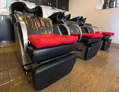 Brush Salon and Spa Chairs