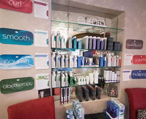 Brush Salon and Spa Products